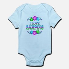 Camping Love Infant Bodysuit