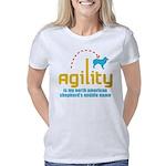 Unicorn Organic Men's Fitted T-Shirt