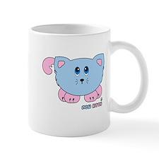 Mew Kitty Pudgie Pet Mug
