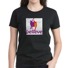 Believe (volleyball) Tee