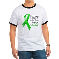 Hope Cure Green Ribbon T