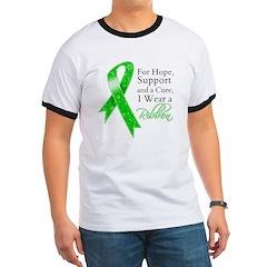 Hope Cure Green Ribbon T