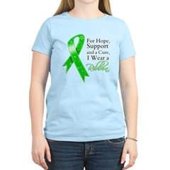 Hope Cure Green Ribbon T-Shirt