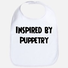 Inspired by Puppetry Bib