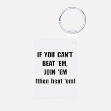 Beat Em Keychains