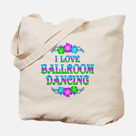 Ballroom Love Tote Bag
