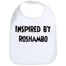 Inspired by Roshambo Bib