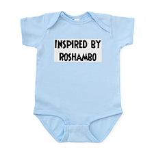 Inspired by Roshambo Infant Creeper