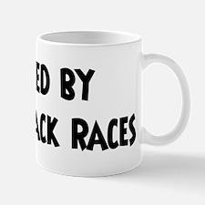 Inspired by Potato Sack Races Mug