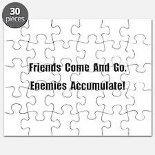 Enemies Accumulate Puzzle