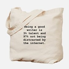 Good Writer Tote Bag