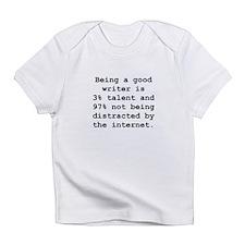 Good Writer Infant T-Shirt