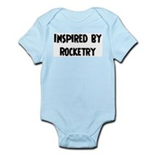 Inspired by Rocketry Infant Creeper