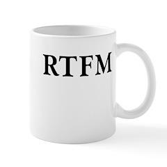 RTFM - Mug