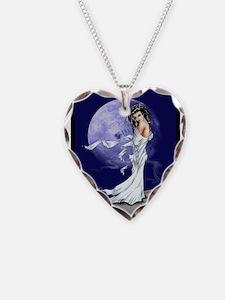 Unique Paranormal romance Necklace