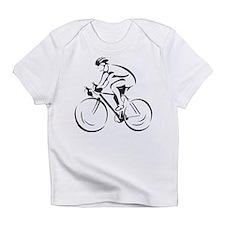 Bicycling Infant T-Shirt