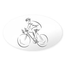 Bicycling Decal