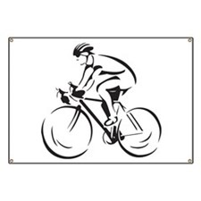 Bicycling Banner