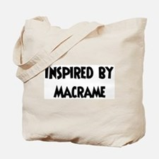 Inspired by Macrame Tote Bag