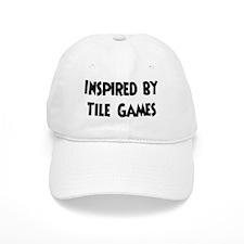 Inspired by Tile Games Baseball Cap