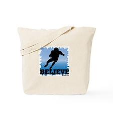 Believe (football) Tote Bag