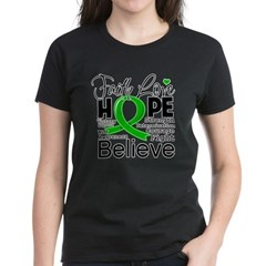 Faith Love Hope BMT SCT Women's Dark T-Shirt