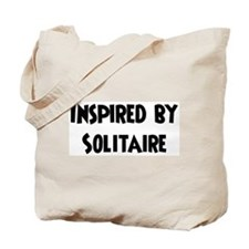 Inspired by Solitaire Tote Bag