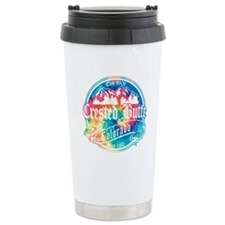 Crested Butte Canterbury Travel Mug