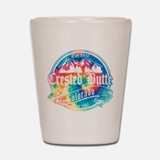 Crested Butte Canterbury Shot Glass