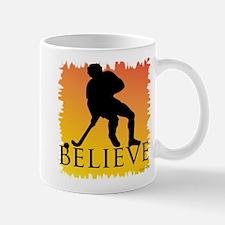 Believe (Hockey) Mug