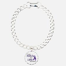 Wear Purple - Lupus Bracelet