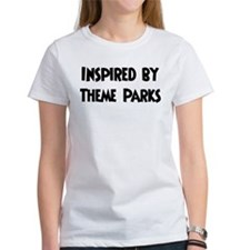 Inspired by Theme Parks Tee