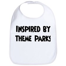 Inspired by Theme Parks Bib
