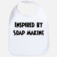 Inspired by Soap Making Bib