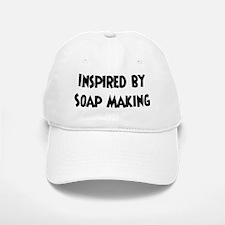 Inspired by Soap Making Baseball Baseball Cap