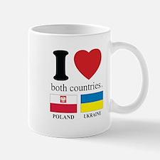 POLAND-UKRAINE Mug