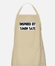 Inspired by Simon Says BBQ Apron