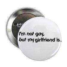 My Girlfriend Is Button
