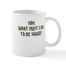 Funny Silas Mug