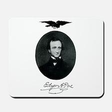 E.A. Poe Mousepad