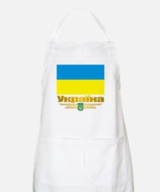 """Ukraine National Flag"" Apron"