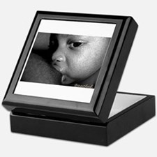 African American Breastfeeding Advocacy Tile Box