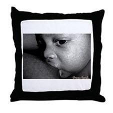 African American Breastfeeding Advocacy Pillow