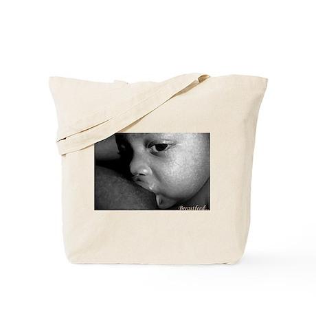 African American Breastfeeding Advocacy Tote Bag