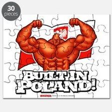 BUILT IN POLAND - Puzzle