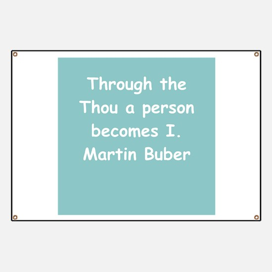 martin buber gifts and appare Banner