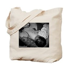 Hip Breastfeeding Mama Tote Bag
