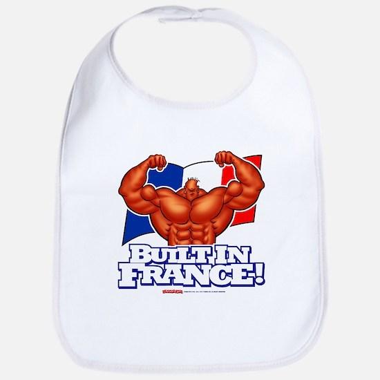 BUILT IN FRANCE - Bib