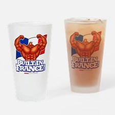 BUILT IN FRANCE - Drinking Glass
