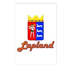 Lapland-1 Postcards (Package of 8)